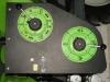 Kruhové ovládací ventily