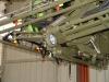 Pracovní osvětlení rampy